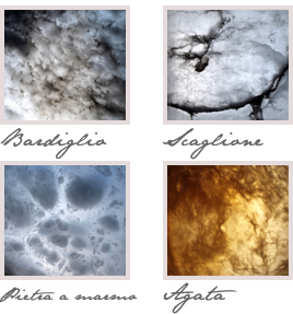 The different types of alabaster